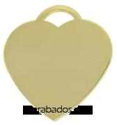 Corazon Dorado 35×34