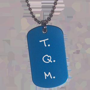 Placa Azul TQM