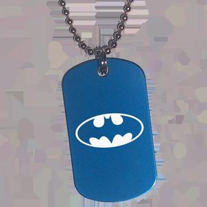 Placa Azul Batman