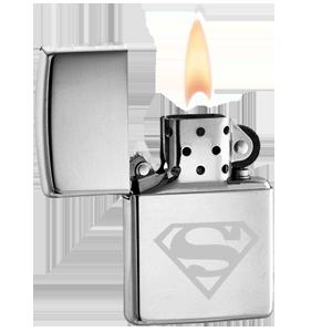 Zippo Superman