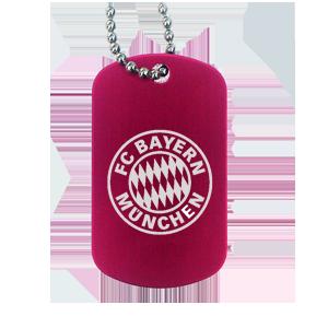 Placa FC Bayern