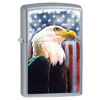 Zippo Aguila Bandera