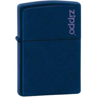 Zippo Azul Mate