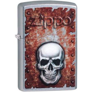 Zippo Craneo con Oxido