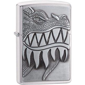 Zippo Dragon Dientes Coleccion