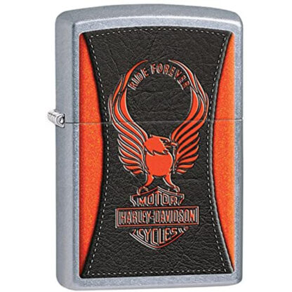 Zippo Harley Davidson Ride Forever