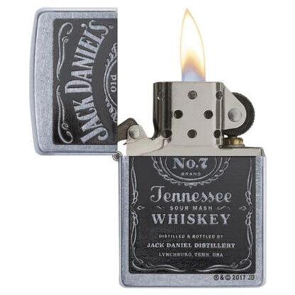 Jack Daniels Zippo