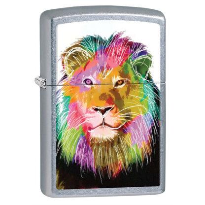 Zippo Leon Colores