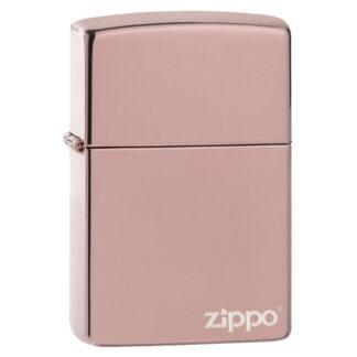 Zippo Rosa Brillante