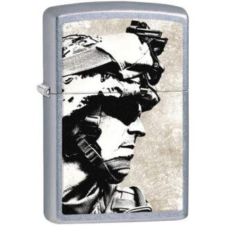 Zippo Soldado Militar