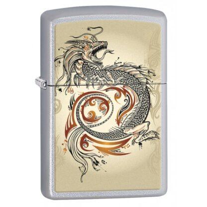 Zippo Tatuaje de Dragon